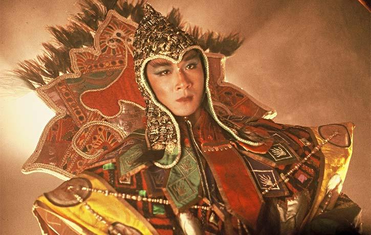 Ji Wushuang leads the evil cult
