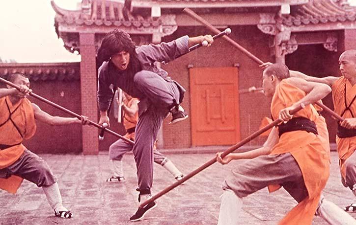 Kung Fu just got spiritual