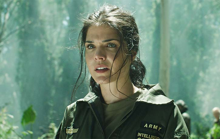Marie Avgeropoulos as Myra