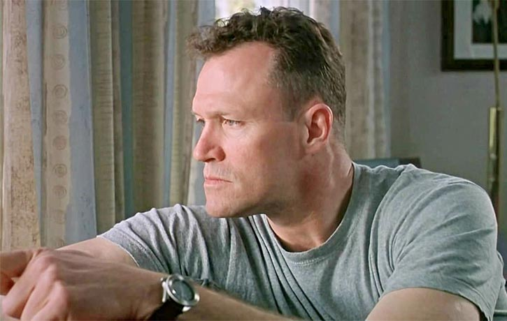 Michael Rooker plays Detective Jake Riley