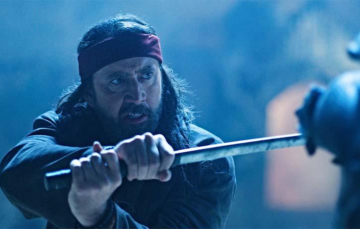 Nicolas Cage as Wylie