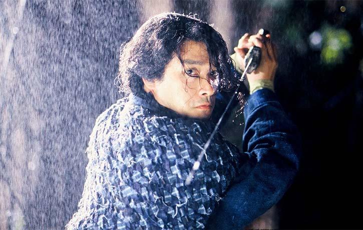 Zhuo Yihang is a chivalrous swordsman