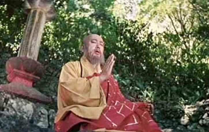 Buddha bless you