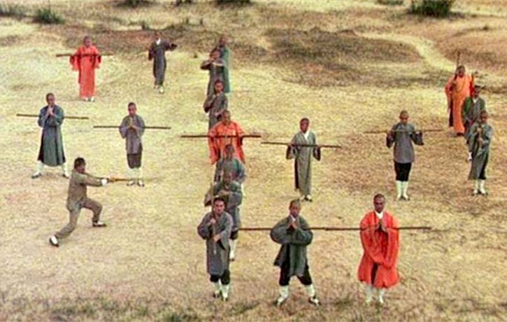 Hardcore Shaolin Training