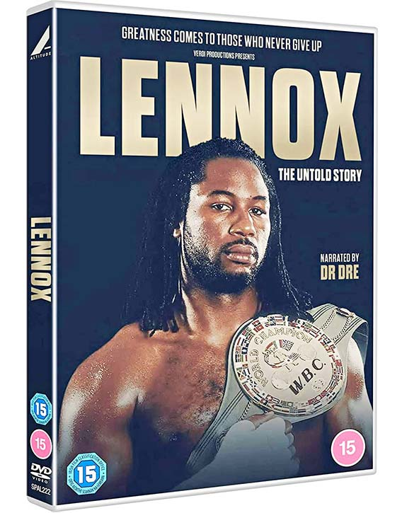 Lennox Lewis The Untold Story 2020 KUNG FU KINGDOM