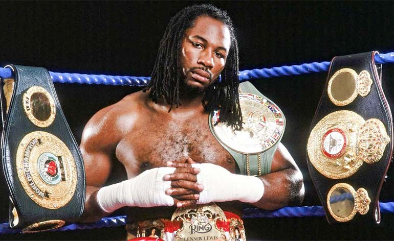 Lennox Lewis -The Untold Story (2020) - Kung Fu Kingdom