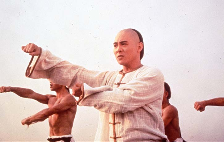 OUATIC is the movie that revitalised the kung fu film craze