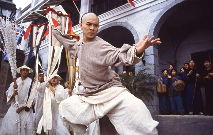One of Jet Lis best martial arts movies