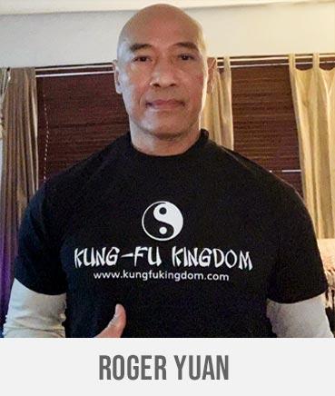 Roger Yuan - Kung Fu Kingdom