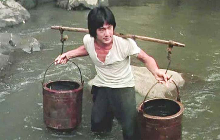 Shades of Drunken Master