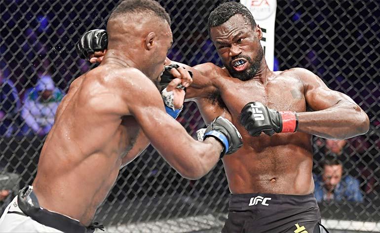 Uriah Hall- Top 5 MMA Finishes - Kung Fu Kingdom