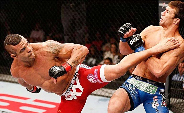 Vitor Belfort- Top 5 MMA Finishes - Kung Fu Kingdom