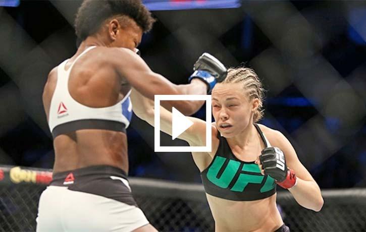 Vs. Angela Hill – UFC 192 Oct. 3 2015