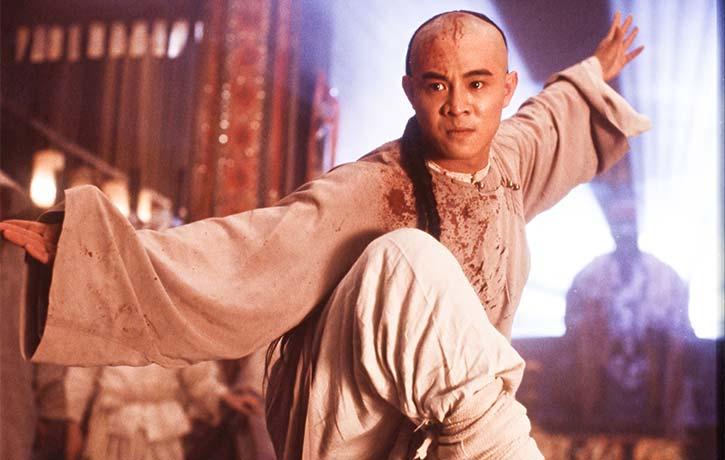 Wong Fei hung was a real life Hung Gar kung fu master