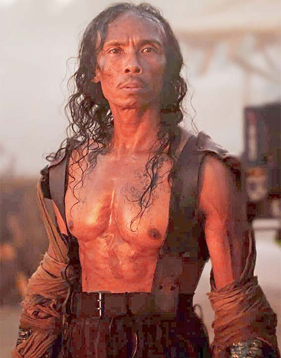 Yayan Ruhian well known as Mad Dog is back