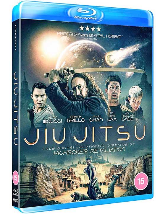 Jiu Jitsu 2020 Blu ray