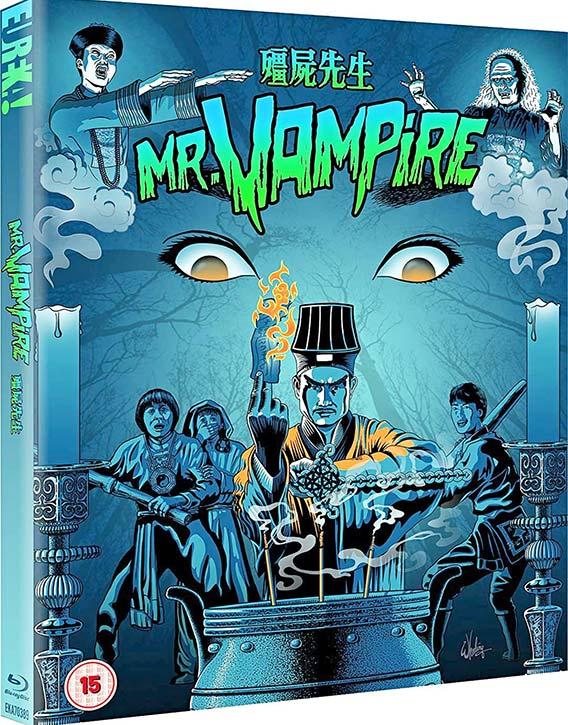 Mr Vampire 1985 Blu ray