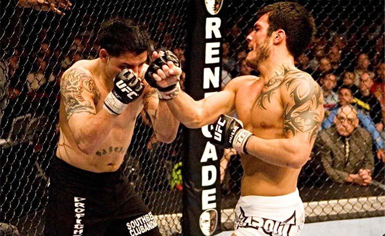 Roger Huerta- Top 5 MMA Finishes - Kung Fu Kingdom