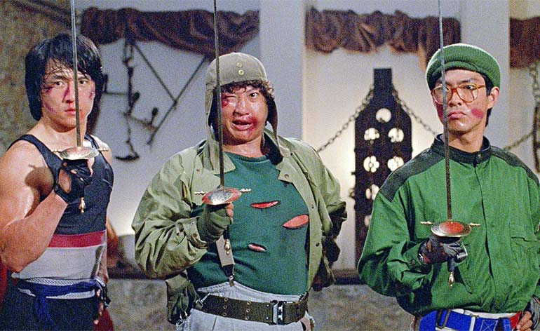 Top 10 Martial Arts Movies on Blu-ray! - Kung Fu Kingdom