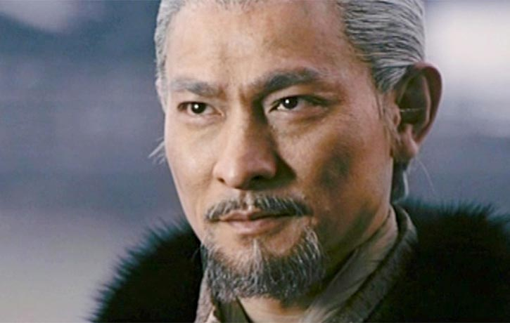 Andy Lau gives a superb performance