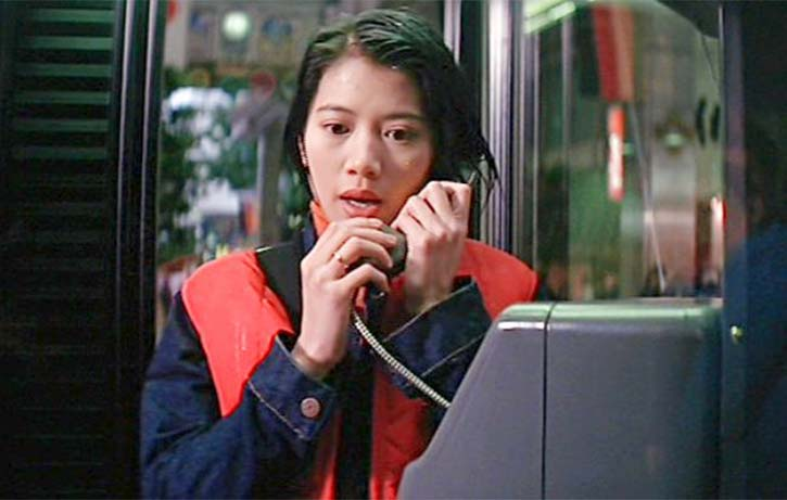 Anita Yuen Wing Yee plays news reporter Amy Ip
