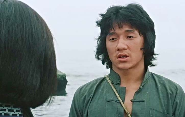 As Cheng Long Jackie Chan got his first starring role in a widely released film