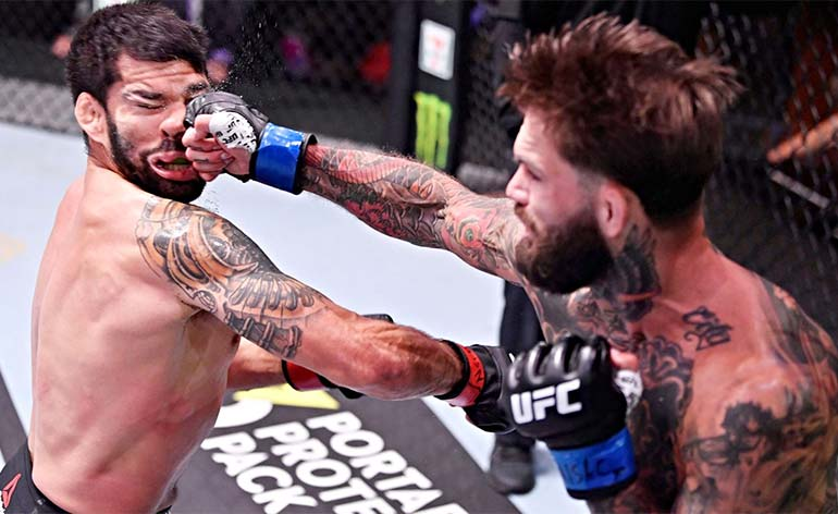 Cody Garbrandt Top 5 MMA Finishes - Kung Fu Kingdom