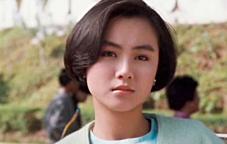Fennie Yuen Kit Ying plays Hsiao Tsui