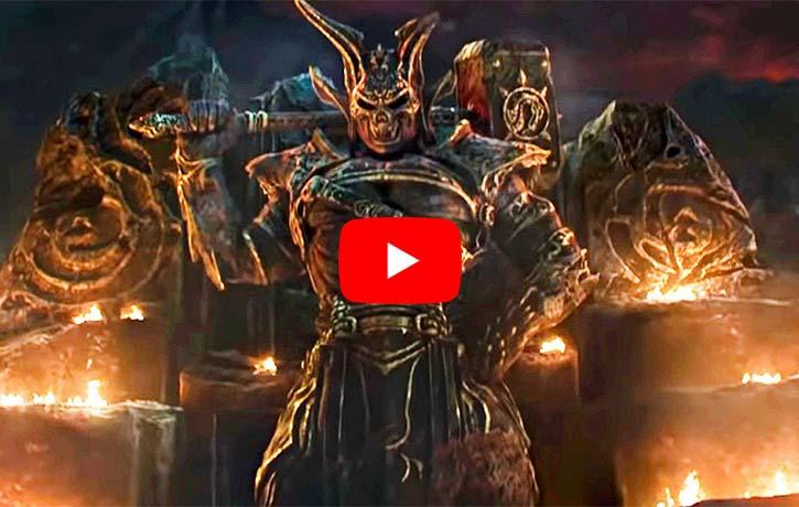 MORTAL KOMBAT Reboot Movie Trailer - KUNG FU KINGDOM