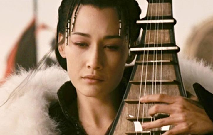 Maggie Q stars as the Cao Ying