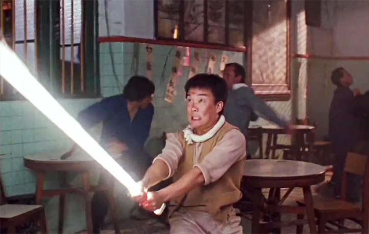 Mang Hoi uses The Force