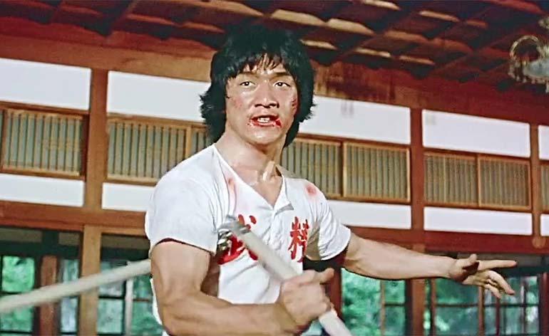 New Fist of Fury (1976) Blu-ray - KUNG FU KINGDOM