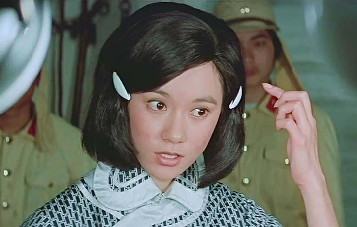 Nora Miao appeared in all three of Bruce Lees Hong Kong films