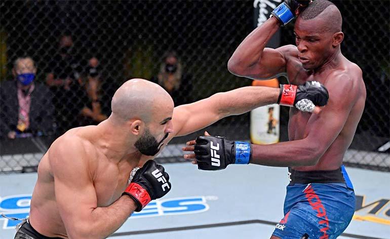 Ottman Azaitar- Top 5 MMA Finishes - Kung Fu Kingdom
