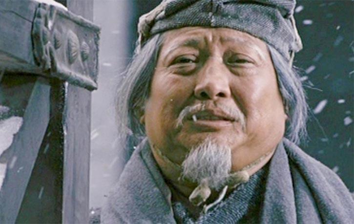 Sammo Hung stars as Luo Pingan