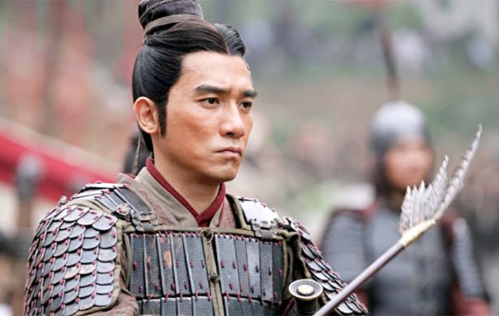 Tony Leung impresses with his sword forms