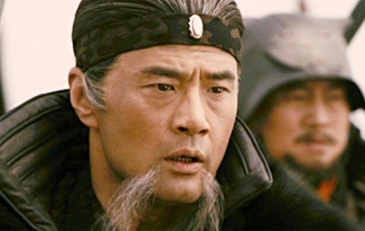 Yu Rongguang makes a guest appearance as Han De
