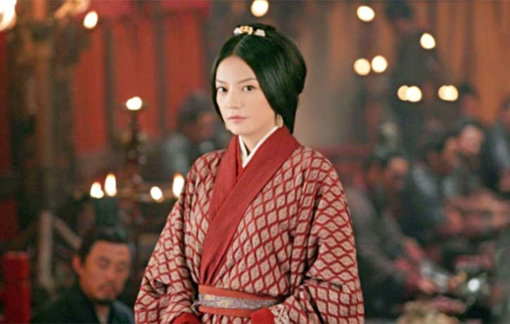 Zhao Wei puts in a superb performance