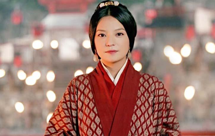 Zhao Wei stars as Sun Shangxiang