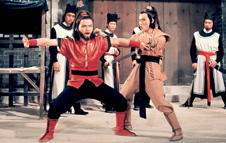 A kung fu cult classic