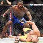 "Anthony ""Rumble"" Johnson- Top 5 MMA Finishes - Kung Fu Kingdom"