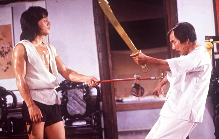 Cane vs sword