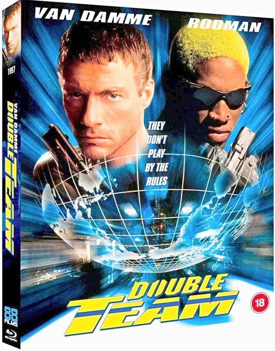 Double Team on Blu-ray - KUNG FU KINGDOM