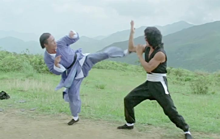 Hwang Ing Shiks Hapkido skills are precise and delivered with fury