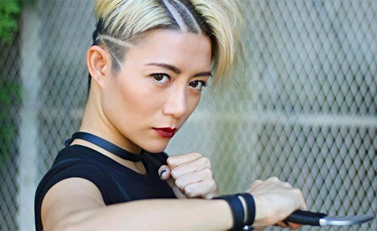 Interview with JuJu Chan - Kung Fu Kingdom
