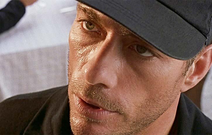 Jean Claude Van Damme stars as counter terrorism expert Jack Paul Quinn
