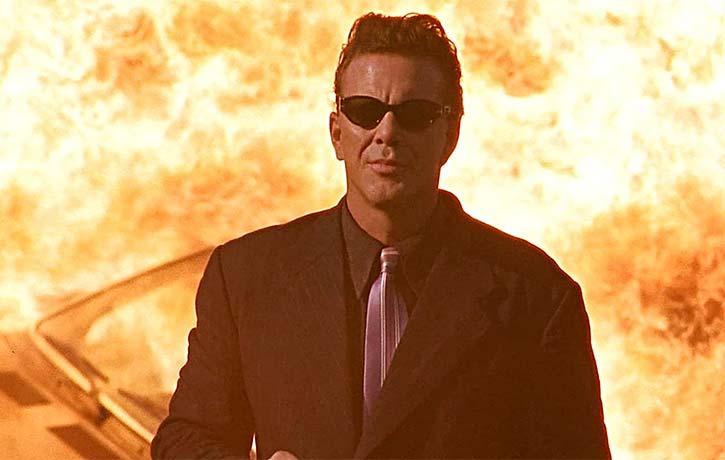 Mickey Rourke plays freelance terrorist Stavros