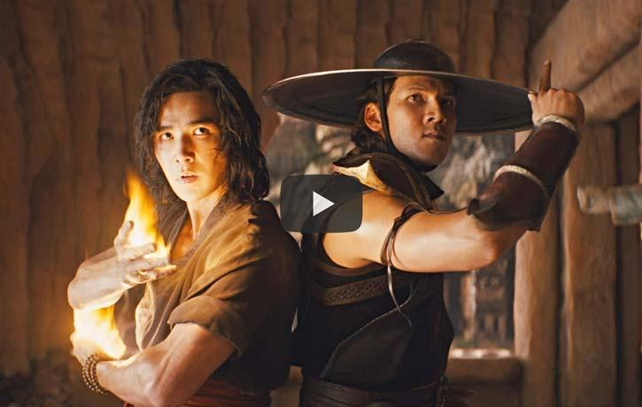 Mortal Kombat Trailer Kung Fu Kingdom