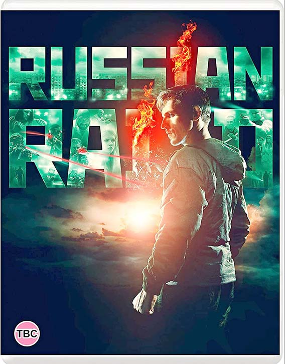 Russian Raid (2021) - on Blu-ray