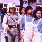 Sammo Hung got the idea for WAS from an old TV show he saw in Japan